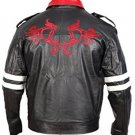 Alex Mercer New Men's Leather Jacket
