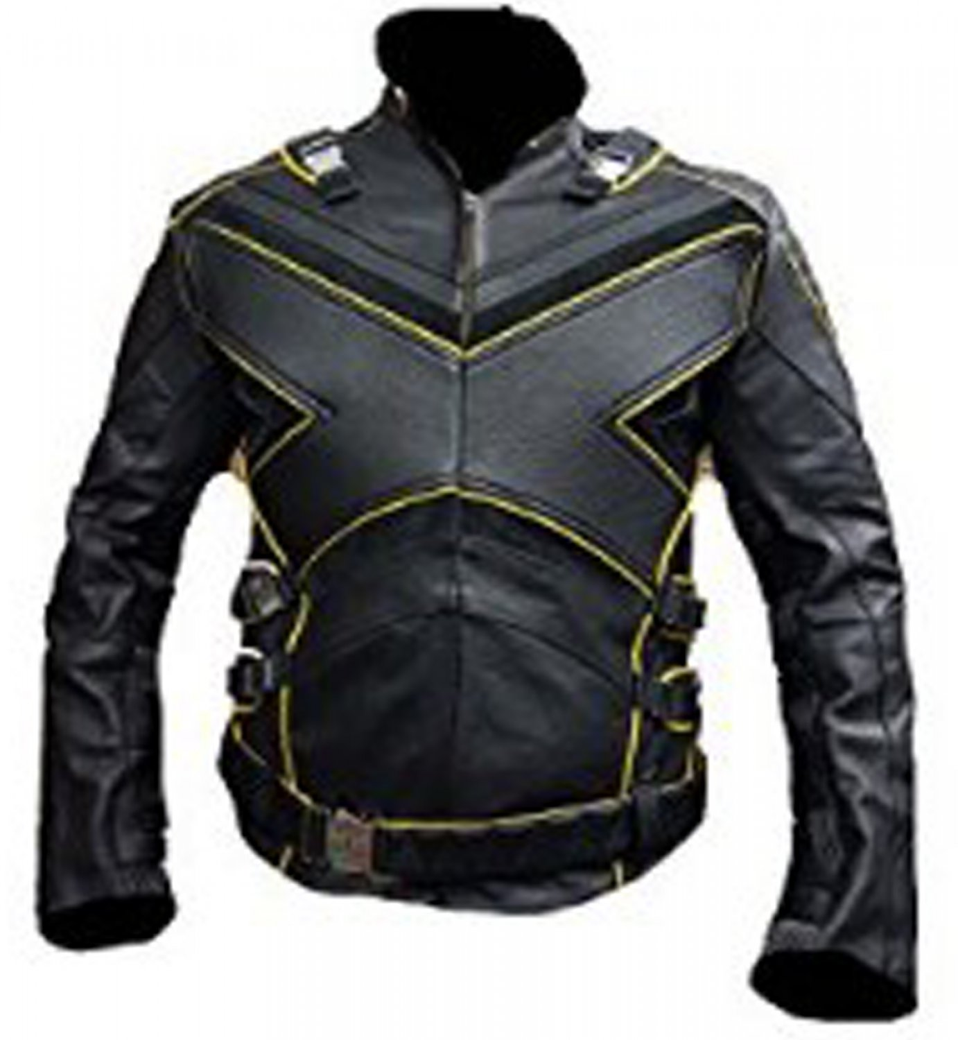 Mens X-Jacket Leather Jacket