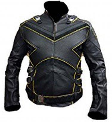 Mens X-Jacket Leather Jacket