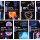 USMLE Step 1 Lecture Notes 2018: 7-Book Set by Kaplan Medical
