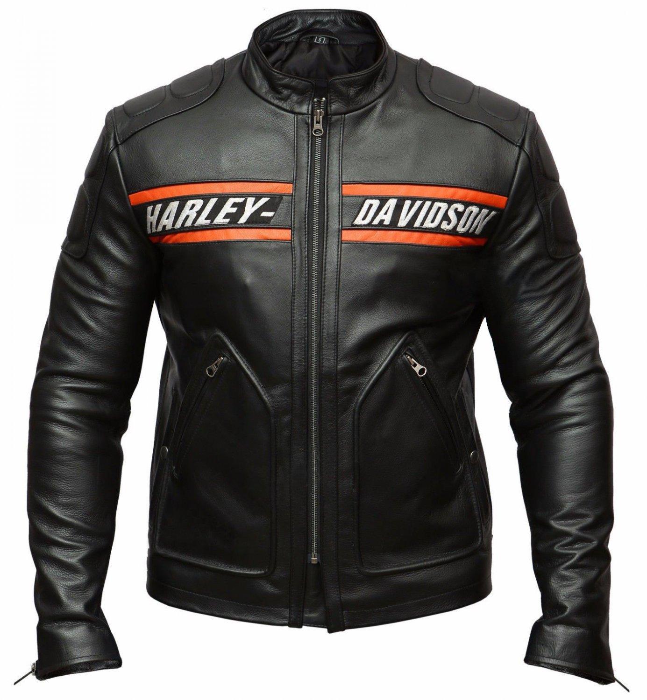 harleydavidson-leather-jacket-mens-white-black-naked-selfshot-desi-teen