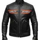 Harley Davidson Bill Goldberg Faux Leather Jacket