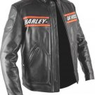 Harley Davidson Bill Goldberg Leather Jacket