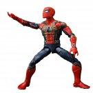 Spiderman Armor Avengers Infinity War Leather Jacket
