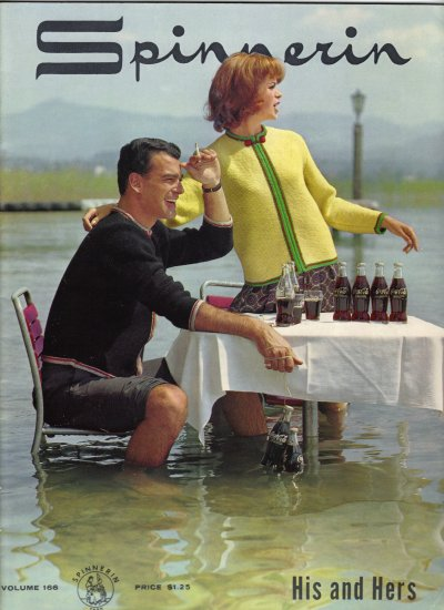 Vintage Knitting Patterns Women and Men