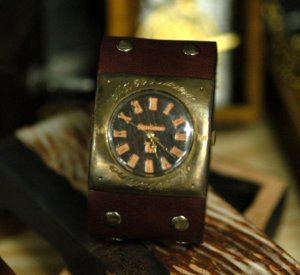 CUSTOM made bracelat  watch UNION SQU made to order for gift