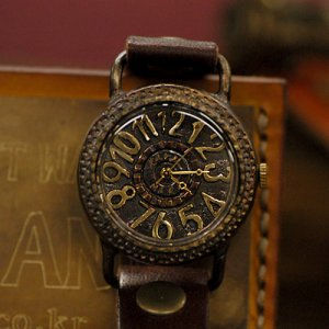 """Gift ideas for her  ANTIQUE handmade watches  """" LARGO """""""