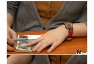 """vintage watches """"BRASS RETORO"""""""