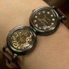 "SteamPunk Watch Antique type handmade watches "" tombo """