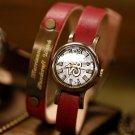 "STEAMPUNK handmade watches  "" Star dial watch  """