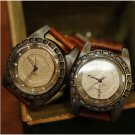 """'UK COIN """"  Made to Order   handmade COIN watch"""