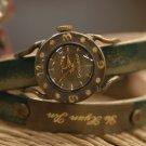 """SteamPunk Watch handmade watches """"VINTAGE DEMETER NAME"""""""