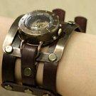 Bracelets type SteamPunk  Watches Antique handmade watch GRADIATOR x-mas gift