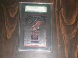 Michael Jordan 1996-97 Topps Finest Bronze #50 SGC 96