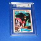 Ronnie Lott 1982 Topps #486 BGS 8