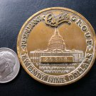 Clyde's Collectible & $25.00 Redeemable Coin At Any Clyde's Restaurant & Bar!