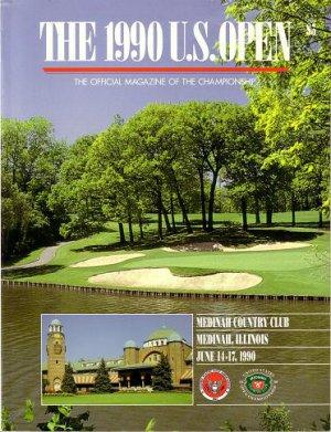 1990 U.S. OPEN Golf Championship Official Magazine