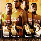 2007-08 TEXAS LONGHORNS Basketball Media Guide