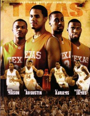 2007-08 TEXAS LONGHORNS Basketball Media Guide