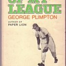 1967/ OUT OF MY LEAGUE/ George Plimpton/ Pocket Books1st PB/ Baseball