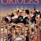 2003 BALTIMORE ORIOLES Special Commemorative Edition Program w/Cards