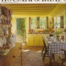 HOUSE & GARDEN May 1985 1980's Magazine Thorpe Hall English Manor, Manhattan Penthouse Saladino