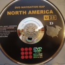 TOYOTA LEXUS NAVIGATION DVD GEN 4 GEN4 U25 10.1 2010 PT219GEN0410