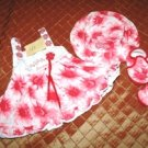 Lolet Spring Summer Dress 3-6 months NWT