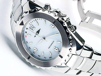 G-Force Indestructible Analog Atomic Watch (W) # TW 363 W