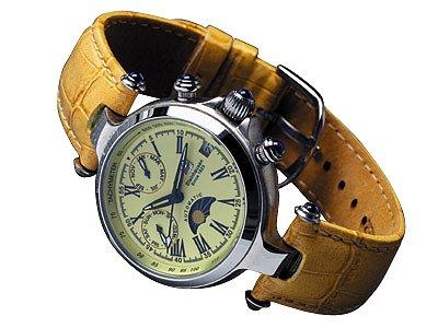 Steinhausen Ladies Marquise Automatic Watch Silver # TW 691