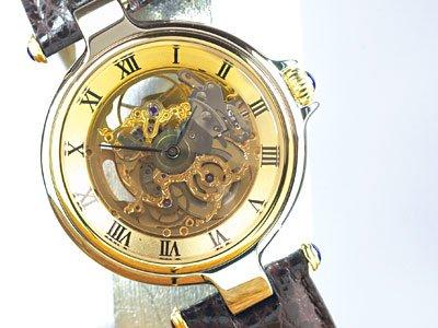 Steinhausen Leonardo Swiss Automatic Watch Gold # TW 783 G