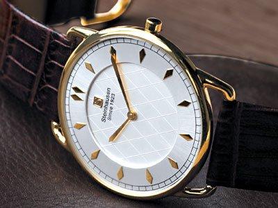 Steinhausen Dunn Horitzon Victorian Watch (Gold) # TW 518 G