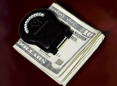 Magic Money Grip (Black) #TM 496 L