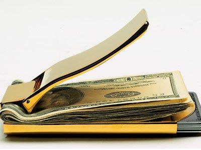 The Original Steinhausen Money Grip Gold # TM 287