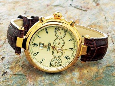Steinhausen Aerostat Classic Automatic Watch # TW 481 G