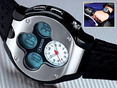 G-Force Utility Watch (White) # TW 366 W