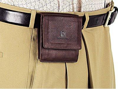 Steinhausen Show-Me ID Wallet (Brown) # TN 213 B
