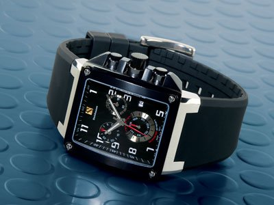 Steinhausen Sport Riviera Retro Watch (Blk dial) #TW 524 L