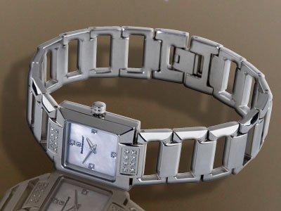 Steinhausen Mother of Pearl Ladies Watch (Silver) # TW 554 S