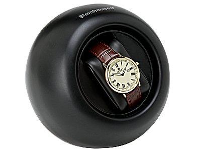 Steinhausen Desktop Watch Winder (Black) # TM 588 L