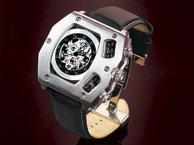 Steinhausen Automatic Skeleton Watch # TW 523 JP