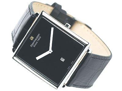 Steinhausen Artiste Swiss Watch (Silver) # TW 517 CS