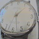 VINTAGE WATERPROOF SAXONY WINDUP ANTIMAG WATCH 4U2FIX