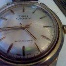 BIG VINTAGE 1978 TIMEX AUTOMATIC WATCH 4U2FIX