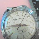 OLD 17JEWEL RIVERA INCABLOC WATCH RUNS