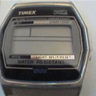 VINTAGE TIMEX LCD QUARTZ ALARM WATCH RUNS  4U2FIX ALARM