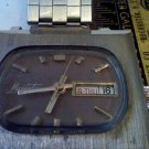 VINTAGE SQUARE MAJESTIME DDATE SPORT STAR WATCH 4U2FIX