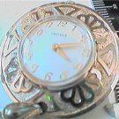 UNUSUAL LADIES CARAVELLE PENDANT WINDUP WATCH RUNS
