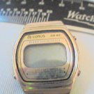 OLD LORUS LADIES LCD ALARM CHRONO WATCH RUNS