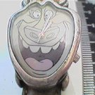 FUNNY TIMEX HUNCHBACK CARTOON WATCH RUNS NEEDS GLASS